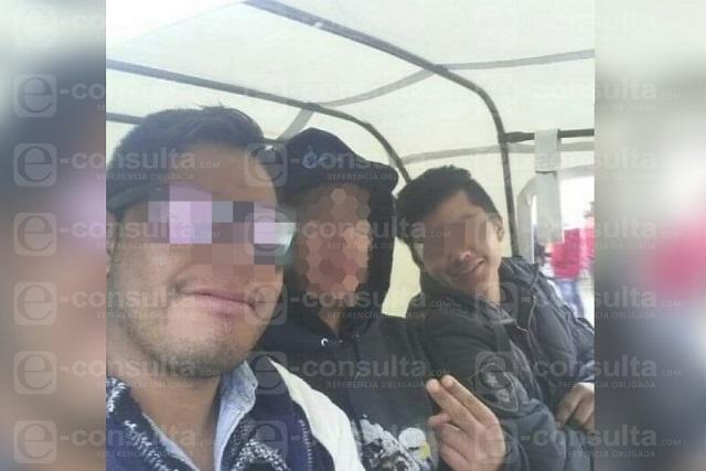 Un veracruzano y 3 poblanos, los ejecutados en la Puebla-Tlaxcala