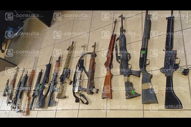 Sí se encontraron explosivos caseros en el Morelos: Barbosa