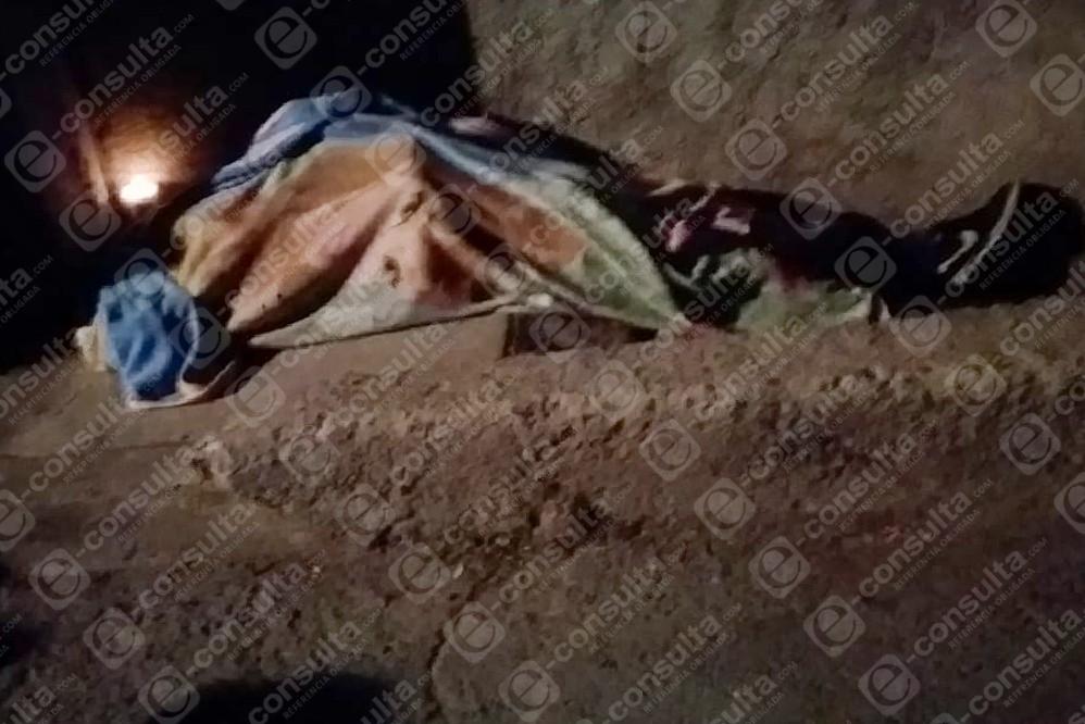 Asesinan a Giovanni durante una riña en Canoa
