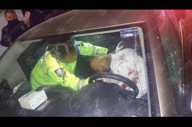 Identifican a conductor acribillado en El Salvador