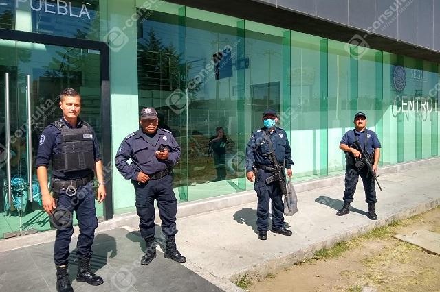 Despliegan operativo por audiencia de La Mafia de Analco