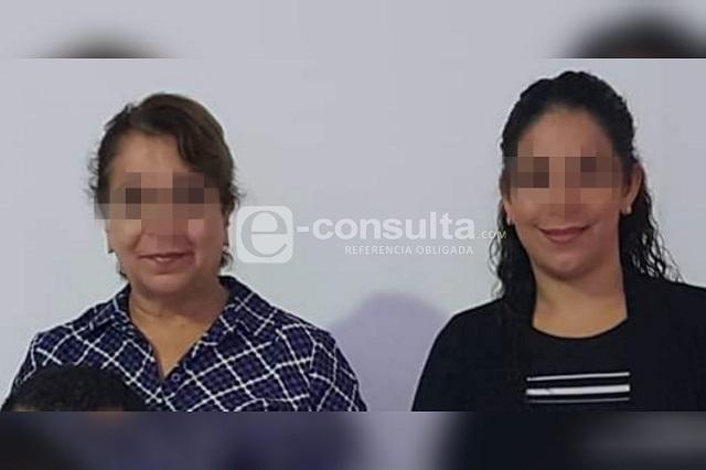 Esposa e hija de Jorge Wade seguirán en cárcel de Cholula