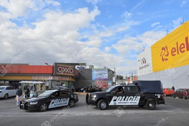 Asaltan Elektra en la carretera federal Puebla-Tehuacán