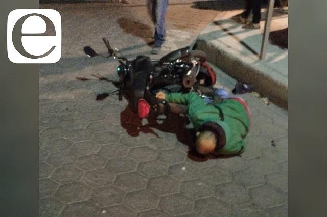 Narcomenudista muere baleado en Tlaxcalancingo