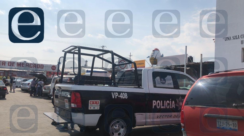 Abandonan fetos en el mercado Hidalgo y La Carmelita