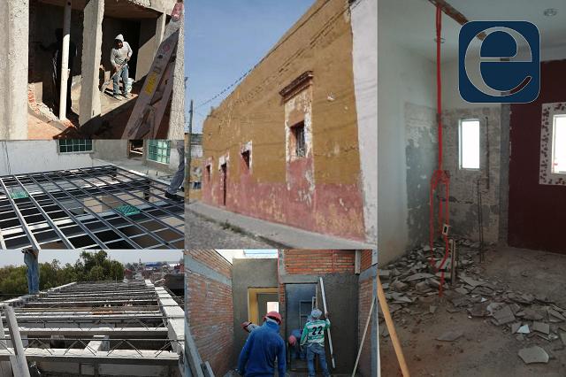 Por destruir casona en El Alto denuncian en FGR al dueño