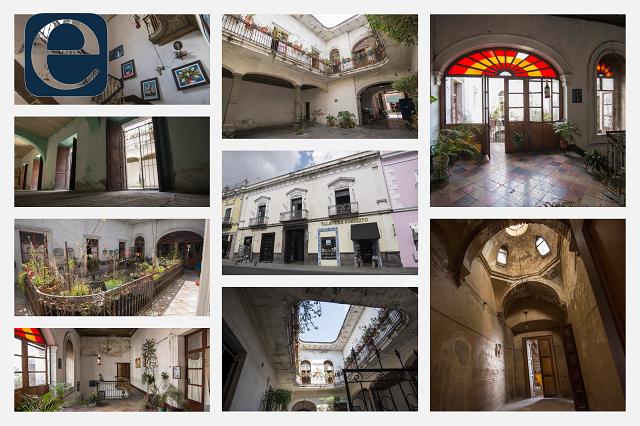 Proyectan hotel de 6 pisos en casona del siglo 18 en Puebla