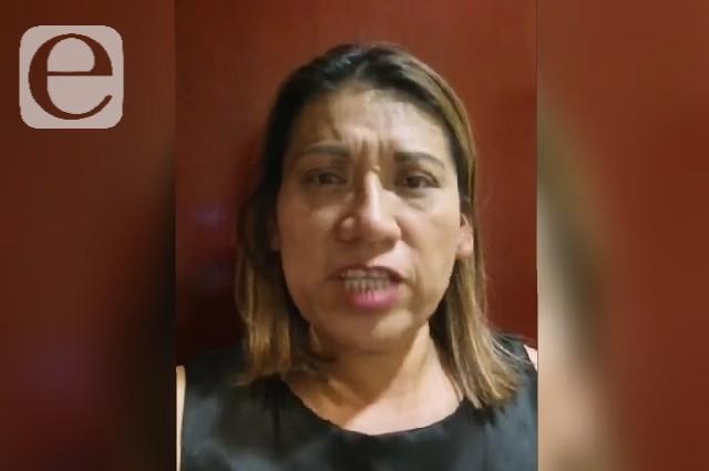 Candidata a diputada denuncia intento de levantón en Tepanco