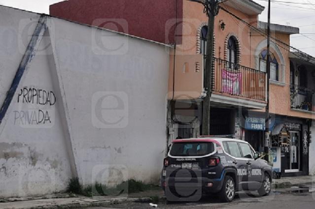 Hombre se suicida en la colonia Tres Cruces, de Puebla capital