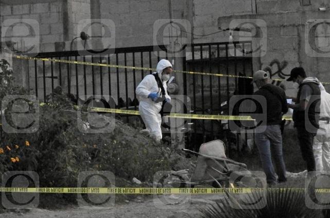 Dejan cadáver en un tambo al sur de la ciudad de Puebla