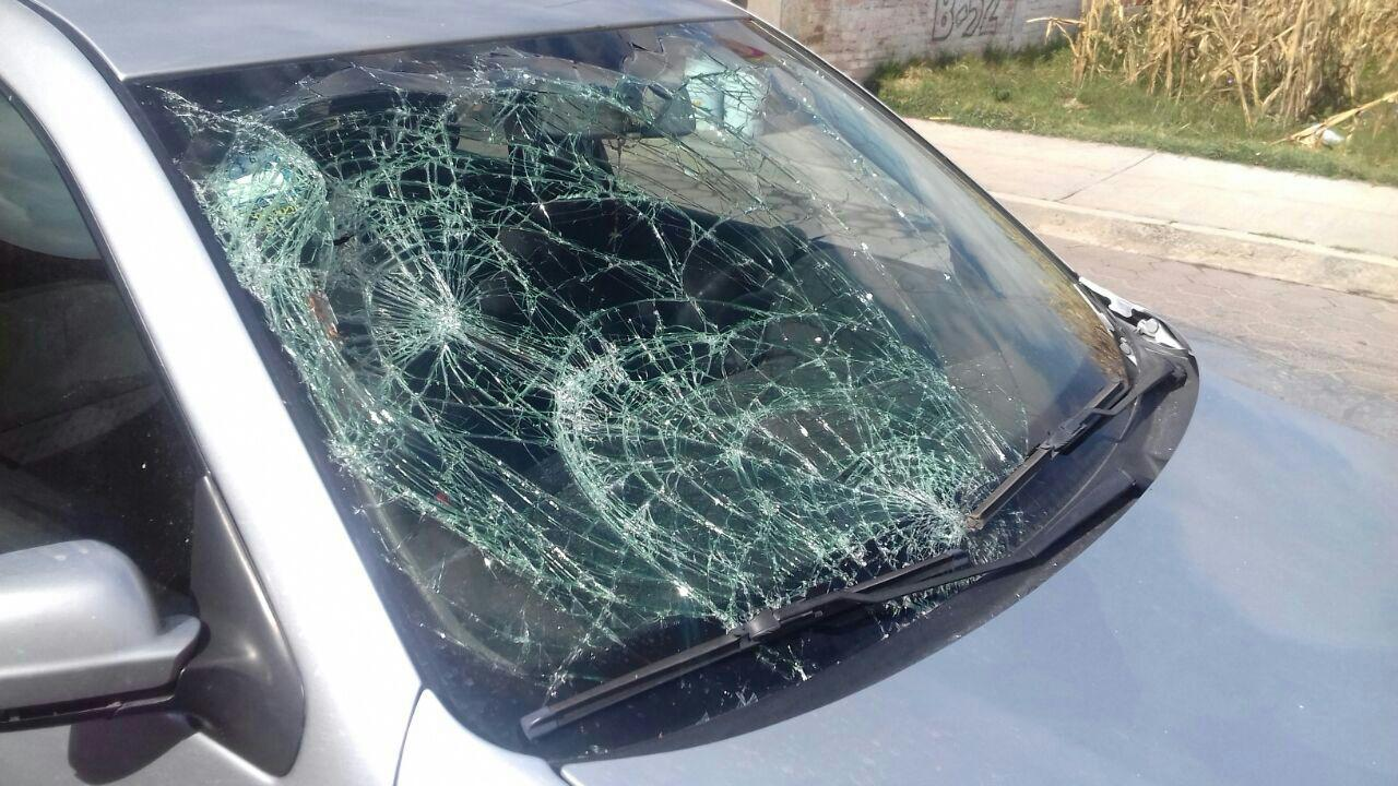Cae adolescente tras atropellar a vecino de San Pedro Cholula