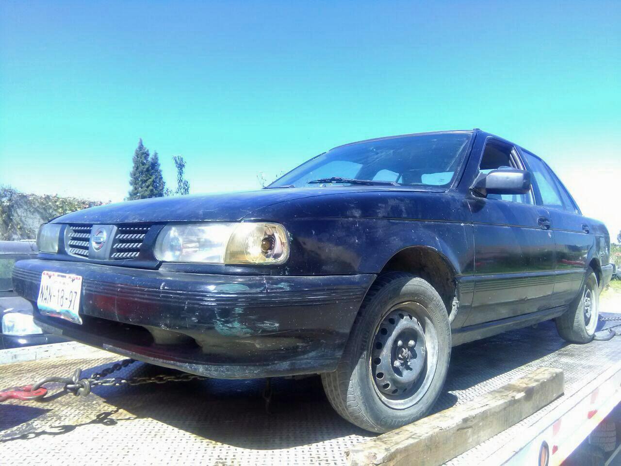 Recupera policía de San Pedro Cholula vehículo robado