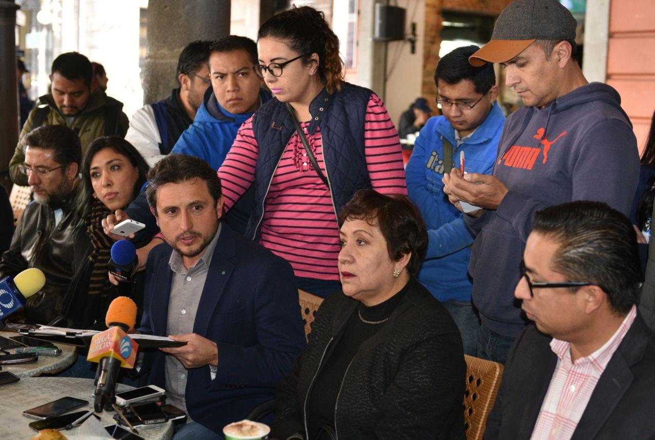 Cholula encabeza controversia contra Ley de Seguridad Interior