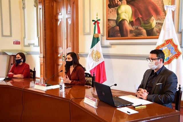 Más de 100 obras entrega gobierno  capitalino: Rivera