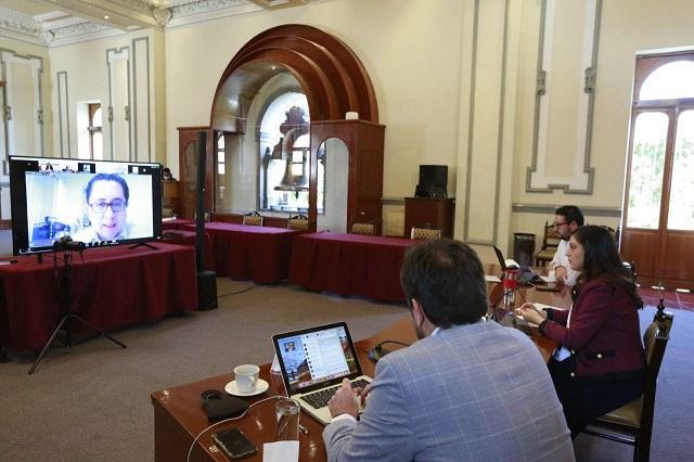 Invirtió gobierno capitalino 783 mdp en obra pública: Rivera