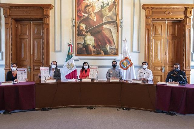 Presenta Ayuntamiento de Puebla lineamientos para la reactivación