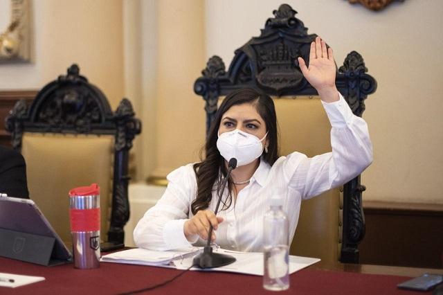Dominan regidores pro Claudia Rivera Comisión de Patrimonio