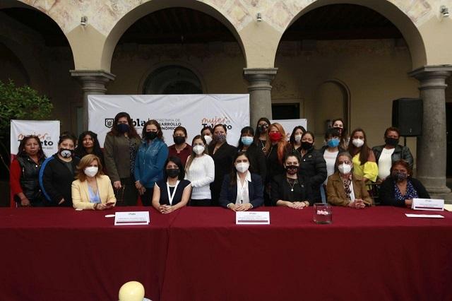 Ayuntamiento de Puebla capacita a mujeres y mujeres trans para el empleo