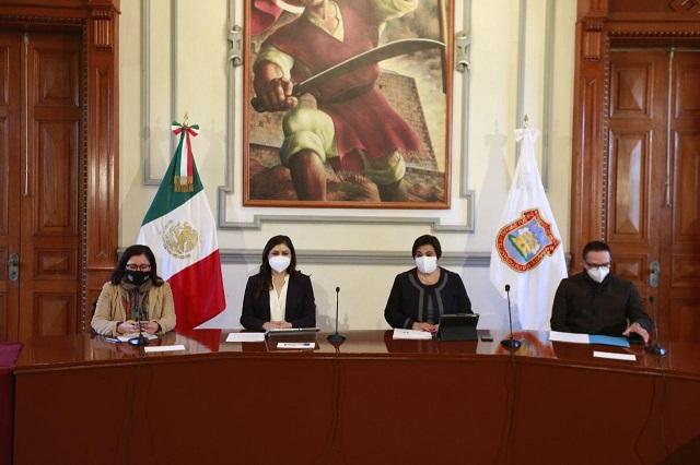 Presentan app para auxilio de policía municipal en Puebla