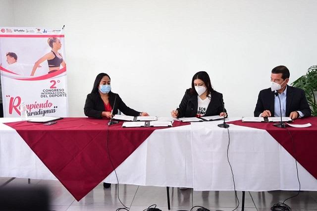Puebla, Cuautlancingo y San Pedro Cholula apuestan por formación deportiva