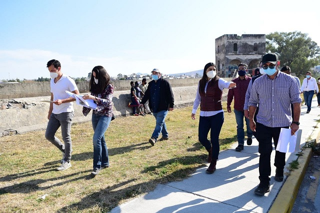 Destina Sedatu 181 mdp para 4 proyectos en Puebla capital