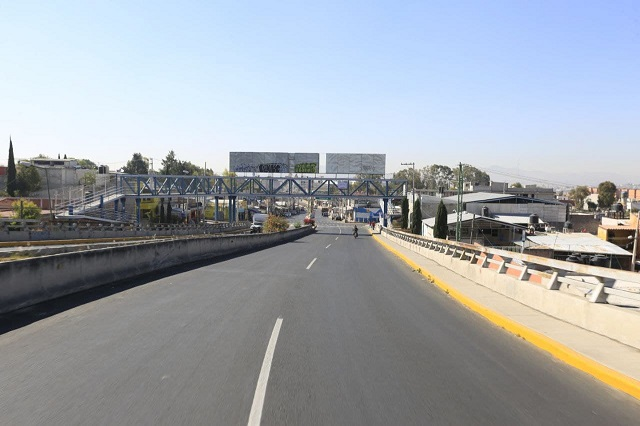 Concluyen rehabilitación integral de la avenida 14 sur en Puebla