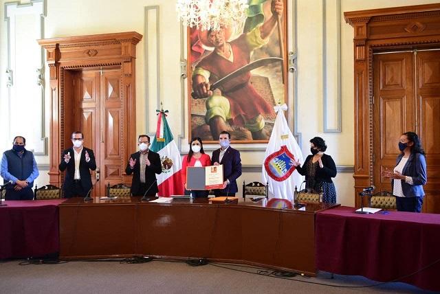 Ayuntamiento de Puebla, líder nacional en transparencia: ARegional