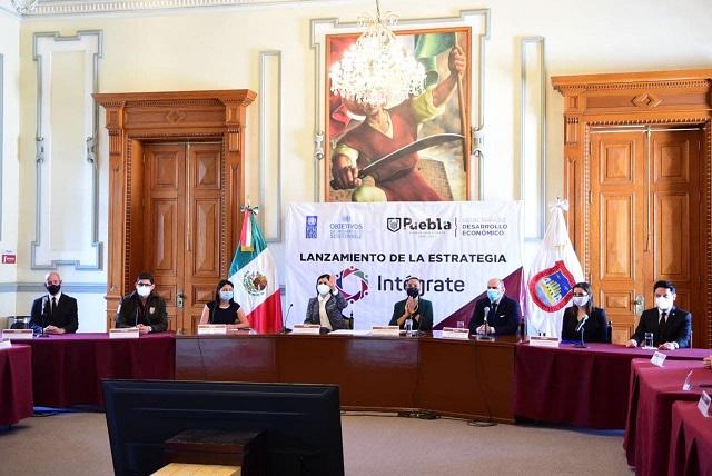 Estrategia busca dar empleo a comunidad migrante en Puebla