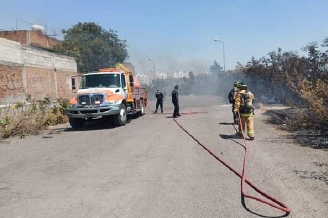 Protección Civil Municipal emite recomendaciones ante temporada de incendios