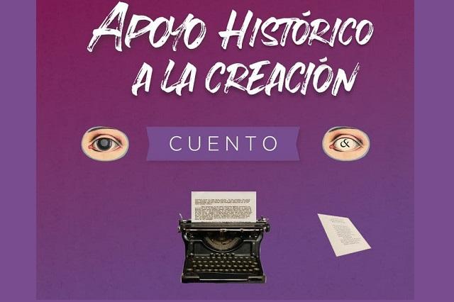 Nueva edición de apoyos a la creación literaria del IMACP