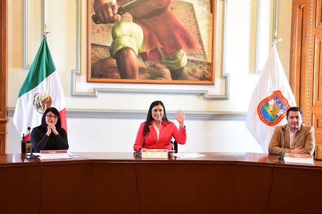 Atestigua Claudia Rivera acuerdo de colaboración Concamin-TecNM