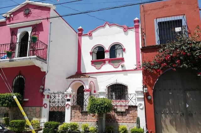 Actualizan registro de inmuebles de Puebla capital con valor artístico