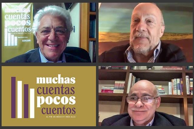 UDLAP edita libro de Miguel Hakim sobre el PIB en México