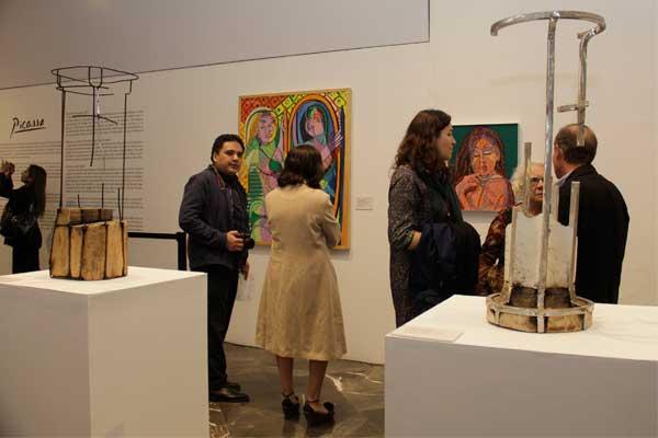 La de Picasso, tercera exposición de paga más visitada: IMACP