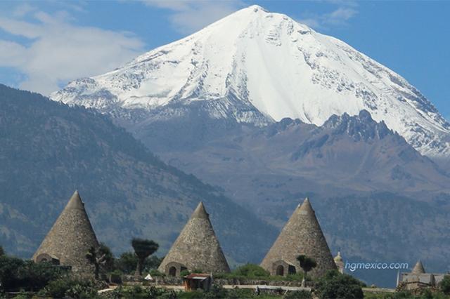 INAH descubre en Pico de Orizaba adoratorio prehispánico