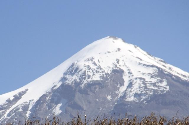 Inegi rectifica y dice que el Pico de Orizaba está entre Puebla y Veracruz