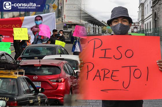 Presiona IP y hasta gimnasios en Puebla por reapertura comercial