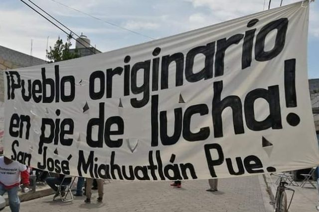 Simpatizantes de Morena impiden elecciones en San José Miahuatlán