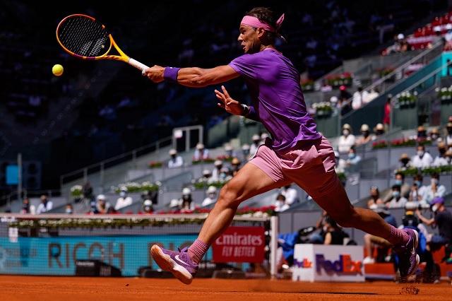 Rafael Nadal se vuelve a despedir en 4tos ahora en el Madrid Open