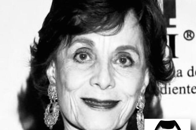 Murió la actriz Pilar Pellicer a los 82 años por coronavirus