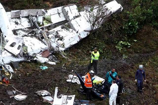 El piloto del avión del Chapecoense tenía orden de arresto