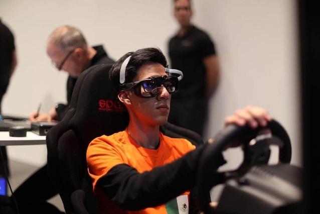 Un mexicano es el mejor piloto gamer de Fórmula 1 en América Latina