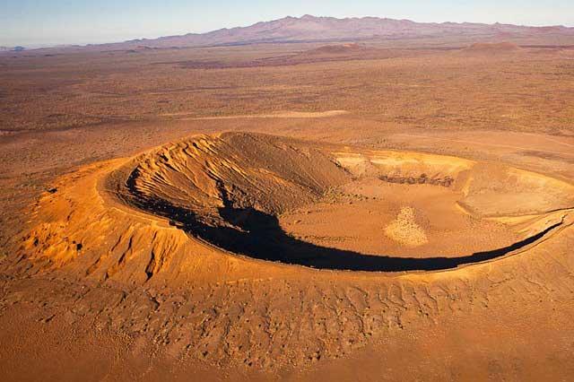 El Pinacate y Gran Desierto de Altar son Patrimonio de la Humanidad