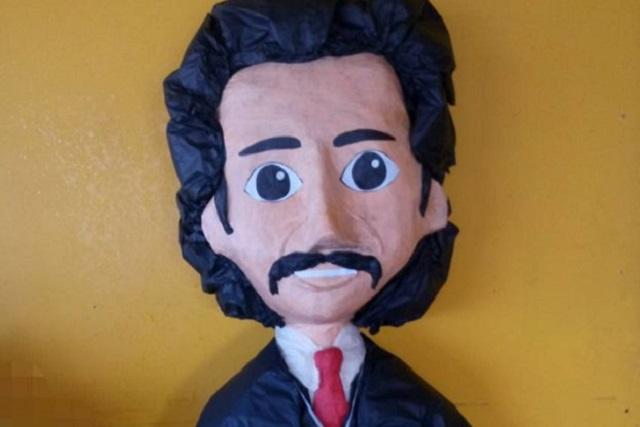 ¿Odias a Luisito Rey? Ya lo puedes encontrar hecho piñata