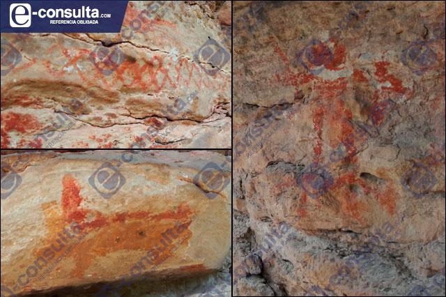 Video: Así lucen las pinturas rupestres ocultas en Tehuacán