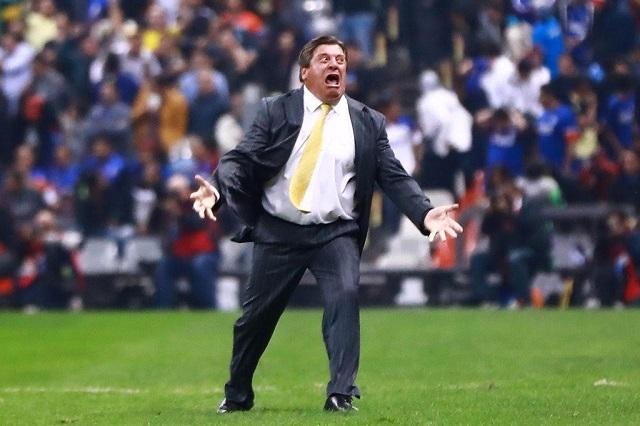 Ya ven al Piojo Herrera dirigiendo a la selección