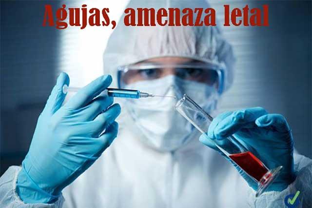 Piquetes que amenazan a médicos y enfermeras en general