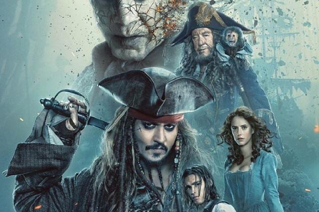 Disney presenta un nuevo adelanto de Los Piratas del Caribe: La venganza de Salazar