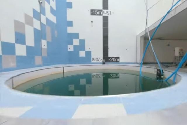 Polonia inaugura 'Deepspot', la piscina más profunda del mundo