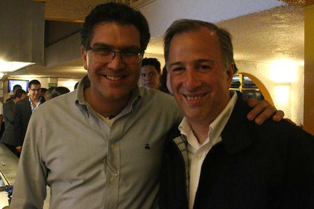 Armando Ríos Piter se suma a la campaña de Meade